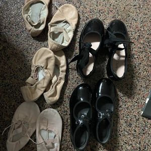 Tap And Ballet shoes for Sale in Fort Lauderdale, FL