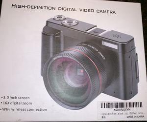 High-Definition Digital Camera & Camcorder for Sale in Atlanta, GA