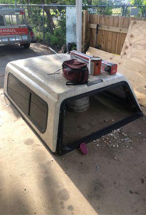 Camper shell for Sale in Edinburg, TX