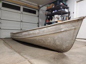 Sears 12 ft aluminuim boat for Sale in Somerton, AZ