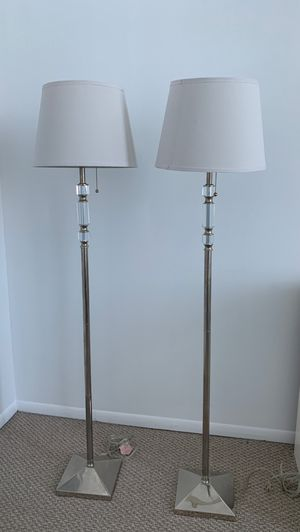 2 Floor Lamps for Sale in Miami, FL