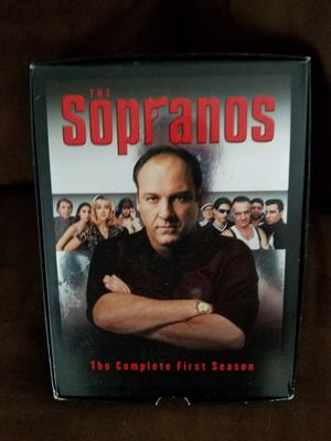 THE SOPRANOS FIRST SEASON GIFT SET for Sale in Alameda, CA
