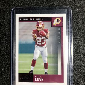 Panini 2020 RC Bryce Love Card for Sale in Shalimar, FL