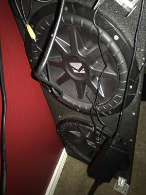 Speakers for Sale in DeSoto, TX