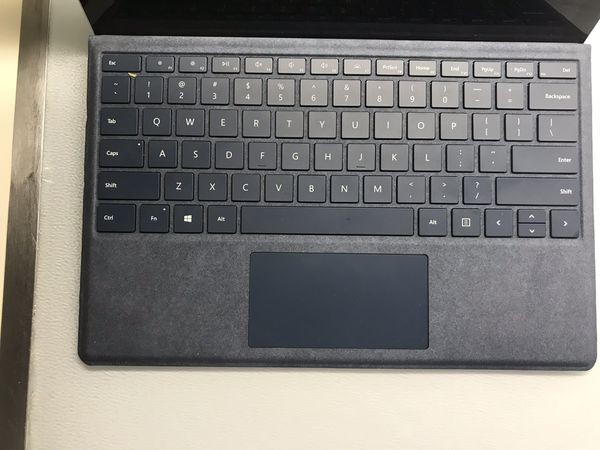 Microsoft Surface Pro 5th Gen (2017)