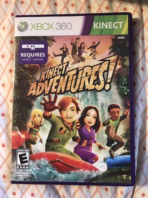 Xbox 360 Kinect game ~ Kinect Adventures for Sale in Renton, WA