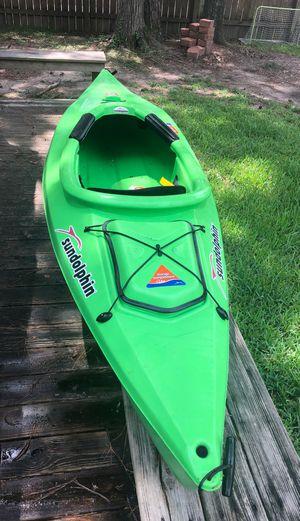 Kayak Recreational Sundolphin for Sale in Humble, TX