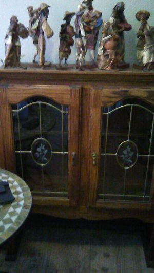Furniture China cabinet for Sale in Thornton, CO
