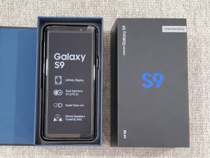 SAMSUNG GALAXY S9 64GB - FACTORY UNLOCKED - BRAND NEW SEALED IN BOX for Sale in Miami, FL