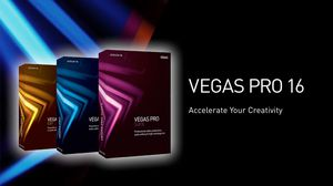 Sony Vegas Pro 16 for Sale in Staten Island, NY