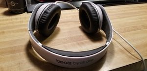 Beats Studio Wired Headphones WHITE for Sale in Longwood, FL
