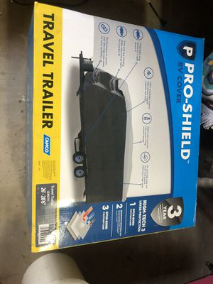 Travel trailer cover for Sale in Riverside, CA