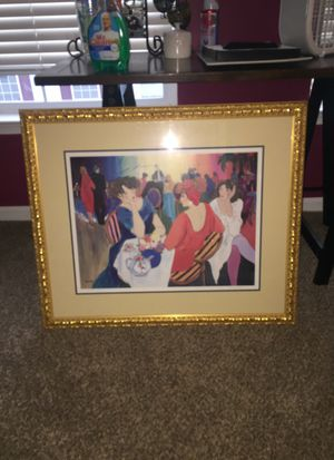 Marcia Banks rare print for Sale in Ashburn, VA