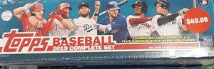 Baseball card set.!Brand New! for Sale in Pasadena, CA
