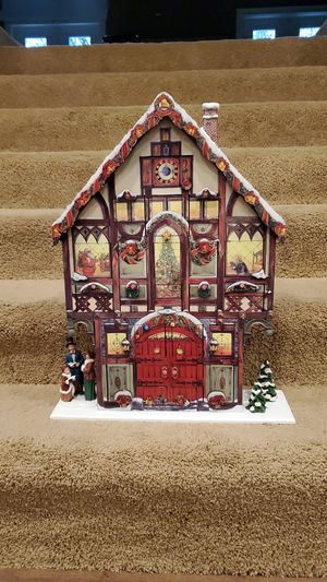 3D wooden advent calendar for Sale in Maple Valley, WA
