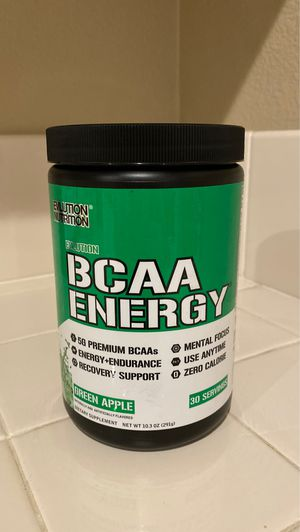 BCAA + Energy for Sale in Riverside, CA