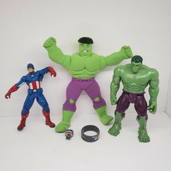 Hulk And Captain America for Sale in Gresham,  OR