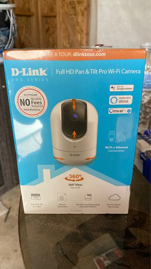 D-Link WiFi camera for Sale in San Antonio, TX