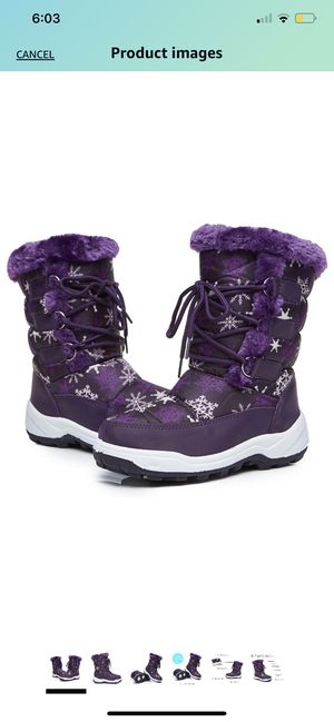 Snow boots toddler for Sale in Silver Spring, MD