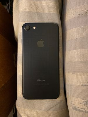 iPhone 7 Black 32GB Unlocked for Sale in San Francisco, CA