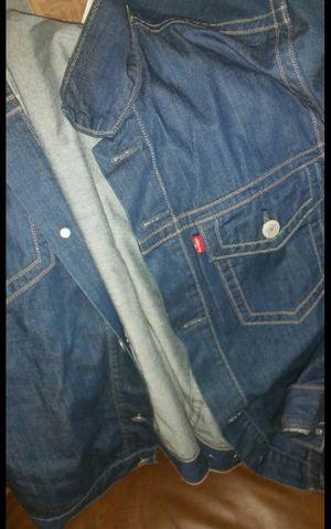 Levi men Jean jacket for Sale in Columbus, OH