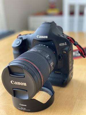 Canon 1Ds Mark 3 Digital SLR Camera for Sale in Wesley Chapel, FL