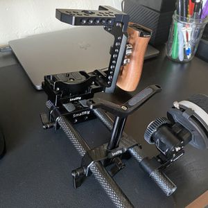 Camera Rig For Nikon Z6 for Sale in Claremont, CA