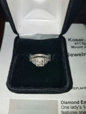 Engagement Ring / Wedding Band for Sale in Poway, CA