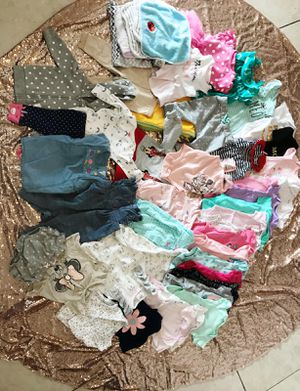 Baby Girl Clothes 3-6 months for Sale in Miami, FL