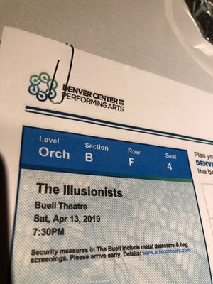 The Illusionists for Sale in Denver, CO