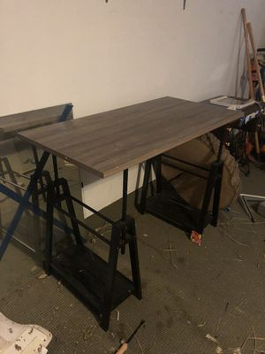 Adjustable Sitting and Standing Height Desk for Sale in Austin, TX