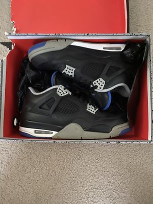 Jordan 4 Motorsport Size 9 for Sale in Blue Springs, MO