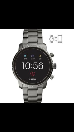 Fossil men's generation 4 smartwatch for Sale in Washington, DC