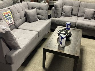 SALE ‼️💕 2 PCS SOFA & LOVESEAT 👀 Easy Financing! $27 Down! 90 Days Same As Cash! NO CREDIT NEEDED ✅🤩✌️ $699! for Sale in Las Vegas,  NV