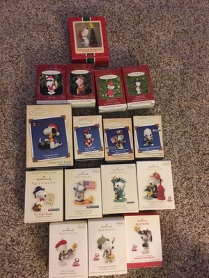 Hallmark Keepsake Ornaments for Sale in Bloomington, MN