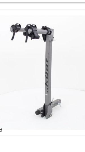 "Kuata folding bike rack for 2"" hitch for Sale in Deptford Township, NJ"