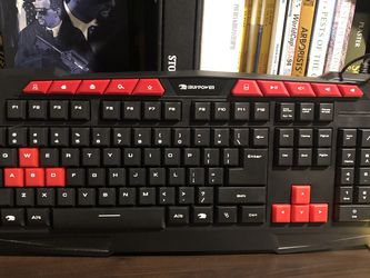 Ibuypower Gaming Keyboard for Sale in Claremont,  CA