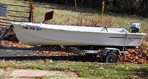 14ft boat for Sale in Baltimore, MD