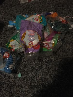 FULL 1999 McDonald's beanie babies set for Sale in Colleyville, TX