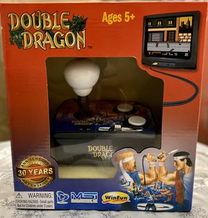 Double Dragon Video Game Controller Arcade Game Plug Play New in Box Winfun MSI for Sale in Bal Harbour, FL