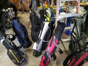 Golf super SALE, SETS, KIDS AND ADULTS OR INDIVIDUAL for Sale in Bolingbrook, IL