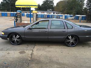 1996 Chevrolet Impala SS for Sale in Valley Grande, AL