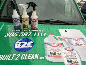 Cleaning supplies for tough jobs!! for Sale in Doral, FL