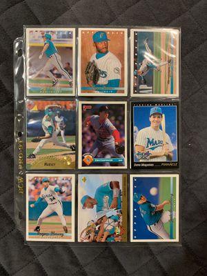 Florida Marlins Baseball Cards for Sale in Randleman, NC