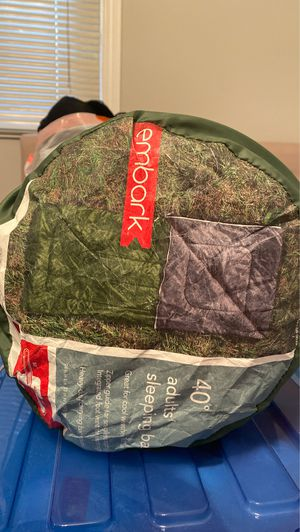 Sleeping bag for Sale in Rancho Cucamonga, CA