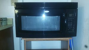 WHIRLPOOL GOLD , VENTAHOOD , MICROWAVE, for Sale in Winters, TX
