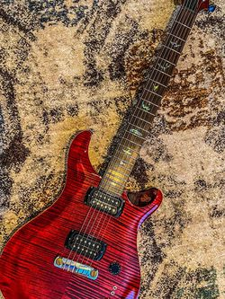 Paul Reed Smith PRS SE Paul's Guitar Electric Guitar Fire Red with Gigbag for Sale in Tigard,  OR