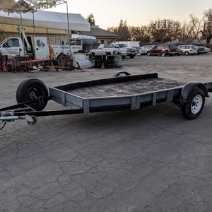 12' Utility Trailer for Sale in Modesto, CA