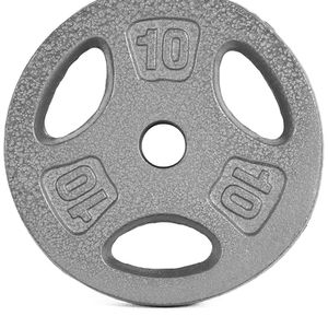 10LB weights 10 lb plates weight plate pairs of 10 pound cast weights bumper plates new for Sale in Scottsdale, AZ