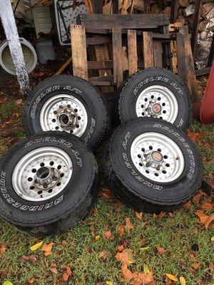 Rims, lug pattern is 5x5.5 for Sale in Newport News, VA